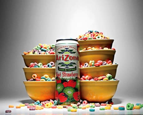 Arizona Kiwi Strawberry (1 can, 23 fl oz)