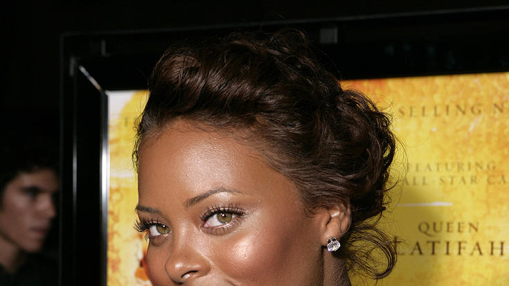 The Secret Life of Bees LA Premiere 2008 Eva Pigford