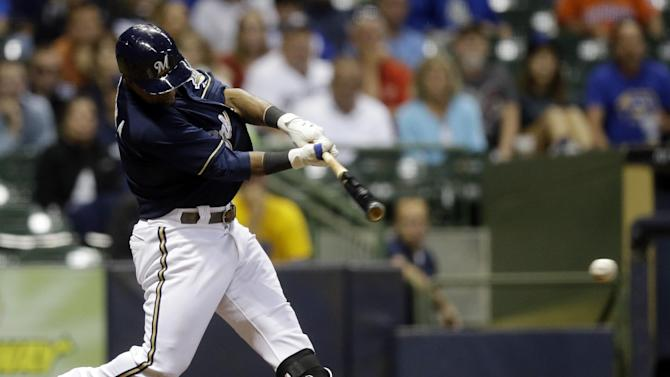 Snider's homer lifts Pirates past Brewers 4-3