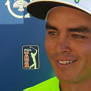 Rickie Fowler interview after Round 3 of Waste Management