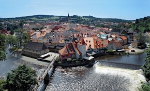 Cesky Krumlov, Czech Republic (Photo: Mikhail Markovskiy/Dreamstime.com)