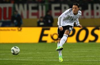 Mesut Ozil, Germany