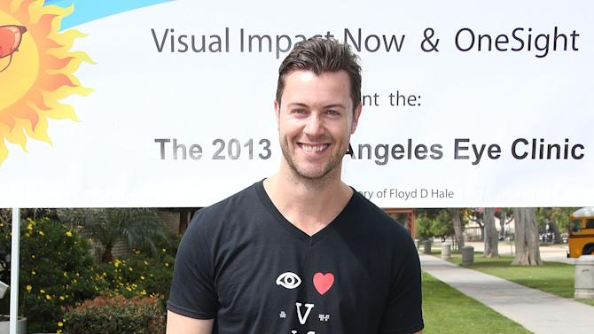 "Cast Of Starz ""Spartacus: War Of The Damned"" Lend Support At The 2013 Visual Impact Now Annual Eye Clinic Event"