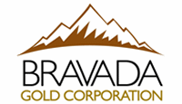 Bravada Provides Corporate Update; Begins Drilling at Wind Mountain, Nevada
