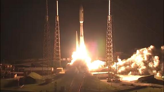 US Military Launches Advanced Tactical Communications Satellite Into Orbit