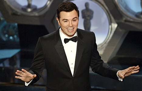 Seth MacFarlane&#39;s Most Offensive Oscar Jokes, Kim Kardashian Straddles Kanye West in New Magazine Cover: Top 5 Stories of Today