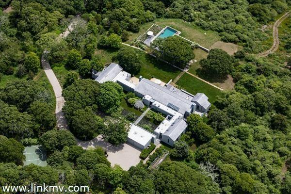 Former Obama Rental on Martha's Vineyard Cuts Ask to $19.1M