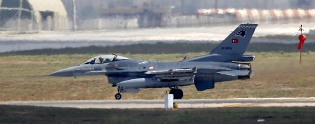 Turkish jets join U.S.-led coalition against IS