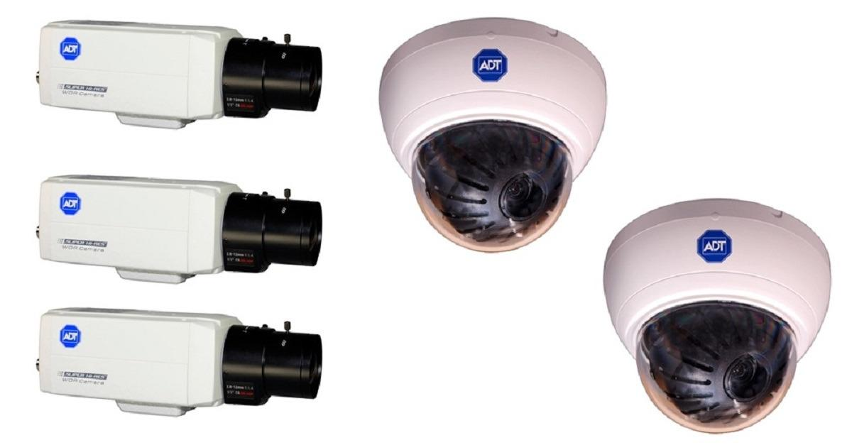 Install ADT for $9/Week & Get Free Security Camera