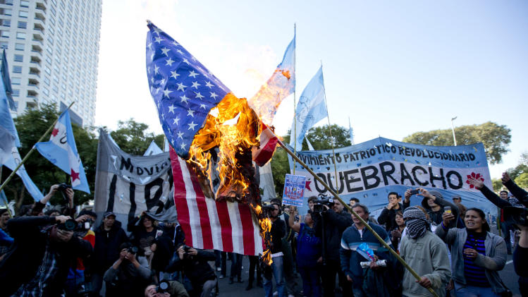 Indians and leftists slam Argentina's Chevron deal