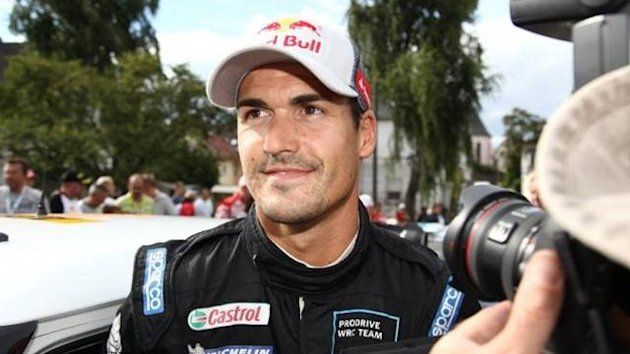 Spain&#39;s Dani Sordo