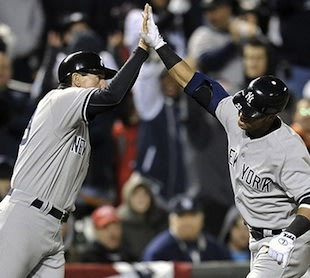The Juice: Nick Swisher's homer seals sweep of O's, TIM LINCECUM struggles at ...