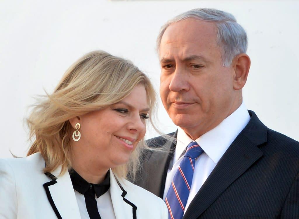 Netanyahu denies wife pocketed from returned bottles
