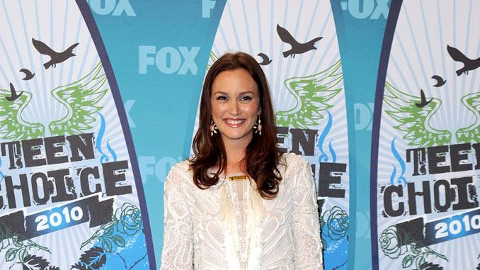 Leighton Meester Teen Choice