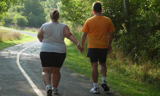 Healthy habits such as walking are still a good idea, though.