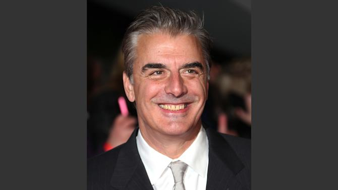 FILE - In this Wednesday, Jan. 22, 2014, file photo, actor Chris Noth poses for photographers at the National Television Awards, held at the O2 Arena, in London. As a longtime supporter of the Rainforest Action Network, Noth is excited to bring the organization's annual benefit back to New York, on Monday, June 16, 2014. (Photo by Joel Ryan/Invision/AP, File)