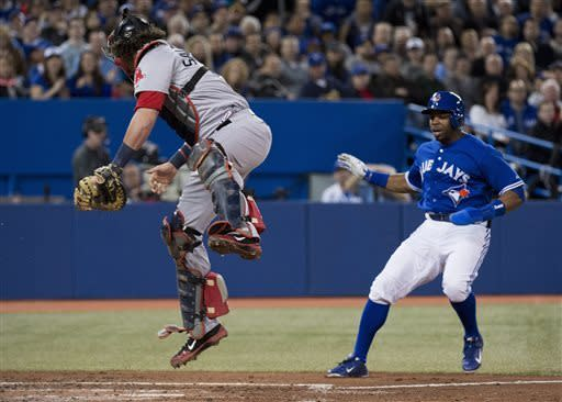 Napoli leads Red Sox to 6-4 win over Blue Jays