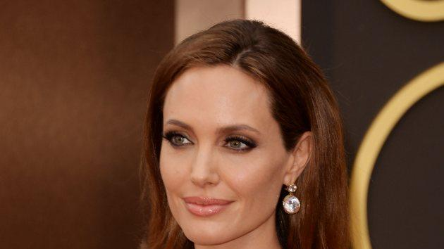 Angelina Jolie -- Getty Images