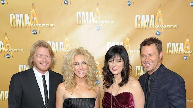 Little Big Town CMA Aw