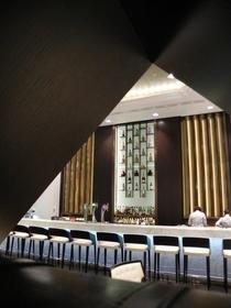 Impressive New Lobby Spaces at Bucharest Hotel Includes New Pavilion Lounge