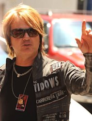 Poison&#39;s Rikki Rockett is a new dad