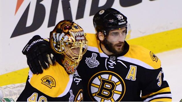 Boston leads Stanley Cup Finals series
