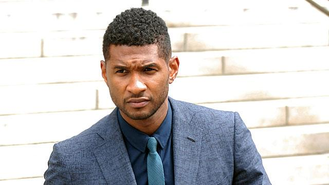 Usher's Thank You to the Men that Saved His Son