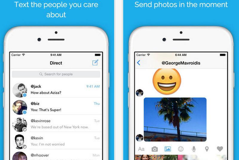 Direct Messenger is an unofficial app for sliding into Twitter DMs