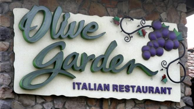 43 percent of Republicans think The Olive Garden is authentic Italian, while 41 percent of Democrats say the same.