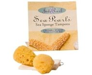 sea sponge tampons
