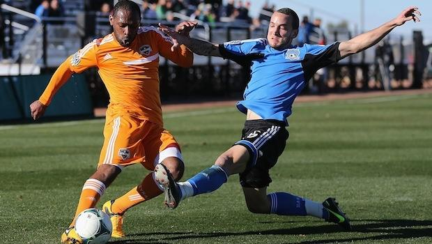 Tucson Friendlies: Young Quakes side tops Dynamo 2-0
