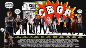 'CBGB' Movie Poster Revealed, Promptly Ripped by Village Voice (Photo)