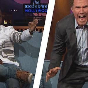 Will Ferrell Tells the Audience to Shut Up