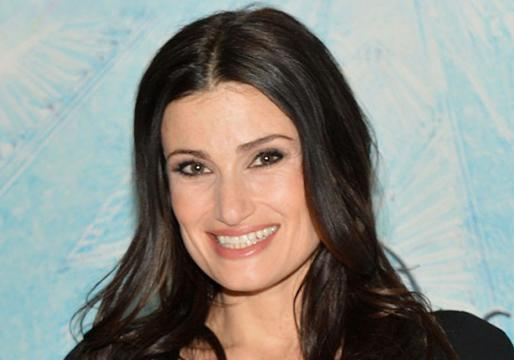 Idina Menzel to Star in Happy Time Comedy from Ellen DeGeneres