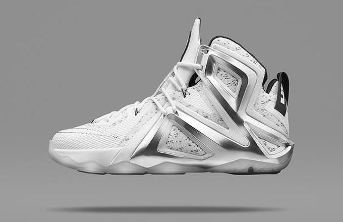 The Pigalle x LeBron 12 is Available Now on Dover Street Market