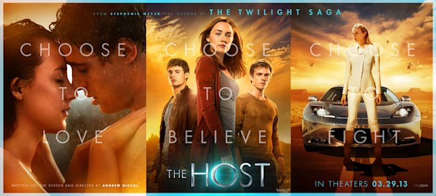 The Host Banner