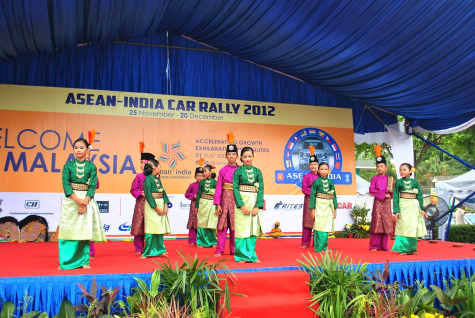 asean rally