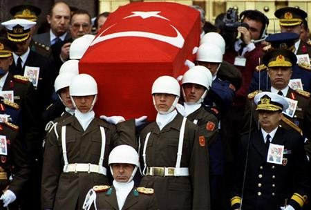 Turkey To Exhume Ex-President As Death Investigated