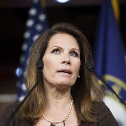 Michele Bachmann Clarifies That 'Boring' Gay Marriage Remark