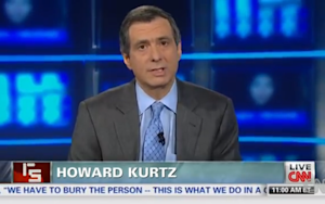 Howard Kurtz Takes His 'Independent' Media Criticism to a New Home at Fox