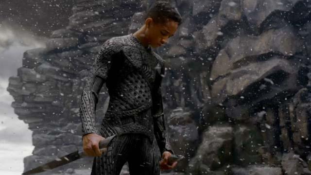 'After Earth' Theatrical Trailer