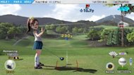 'Hot Shots Golf: World Invitational' on Vita