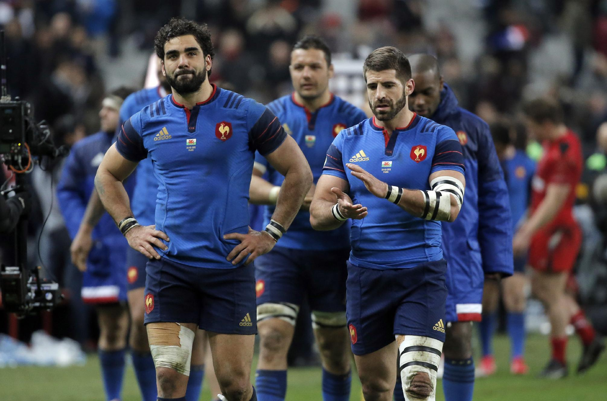 Saint-Andre remains conservative ahead of Italy match