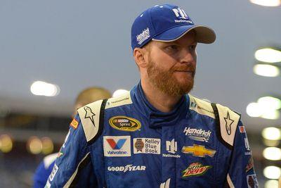 Dale Earnhardt Jr. not unnerved by must-win proposition