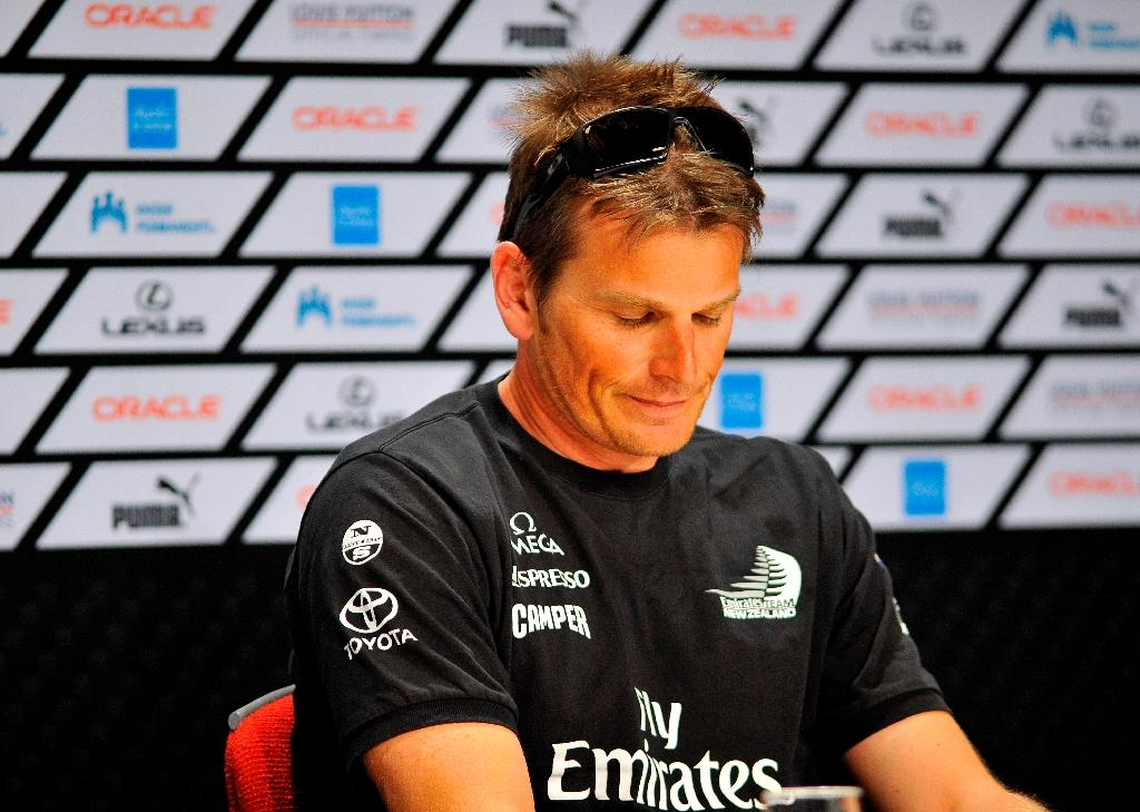 Team NZ dump Barker as America's Cup skipper