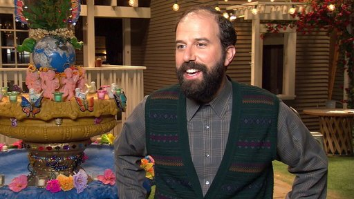 Brett Gelman Talks Crazy