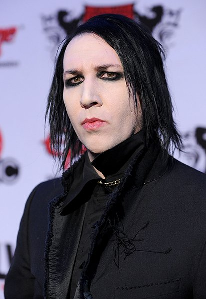 Marilyn Manson at the Revolver Golden Gods Awards in 2010