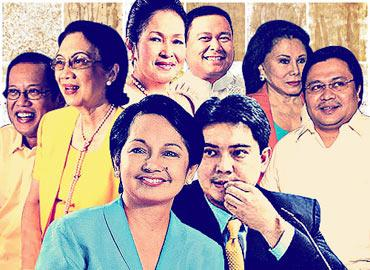 Top 10 Pinoy Political Mother-and-Son Tandems