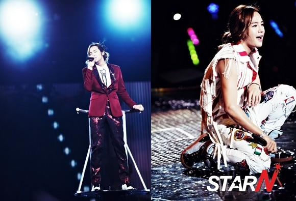 Jang Geun Suk successfully finishes his concert in Shanghai