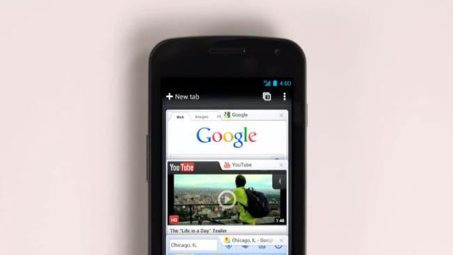 Chrome's mobile market share gains on Android, stays flat on iOS